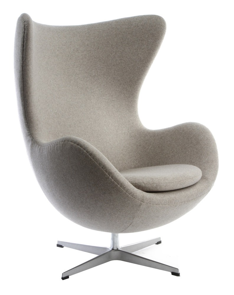 Eames eggshell chair images for Egg chair replica schweiz